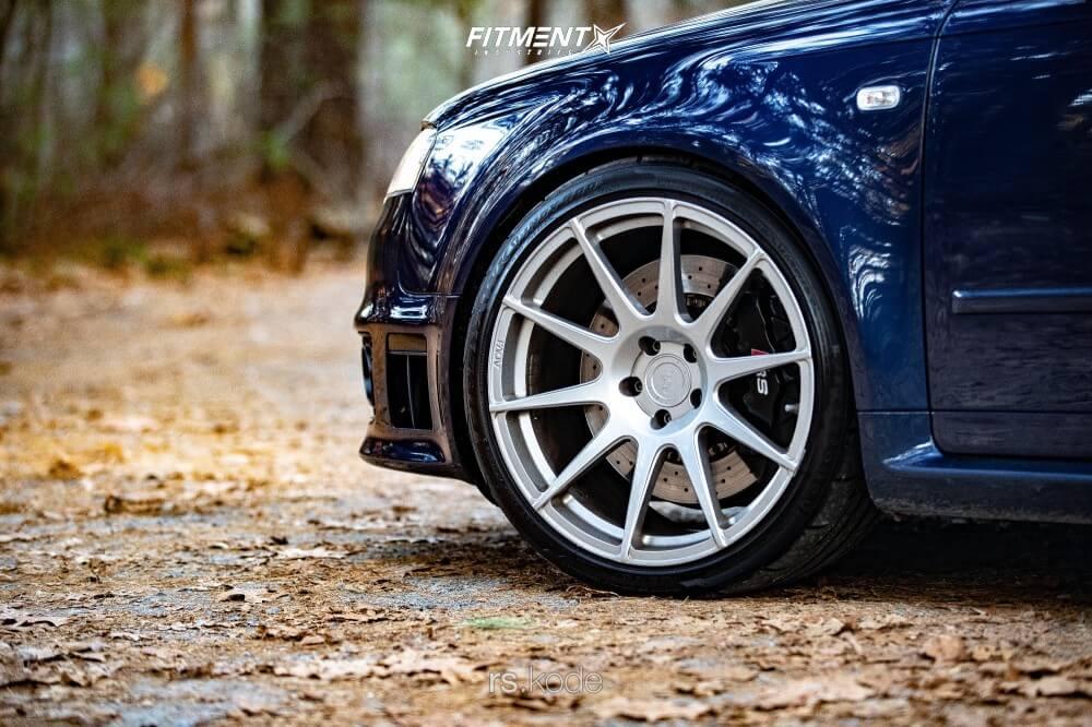 B7 Audi RS4 Fitment
