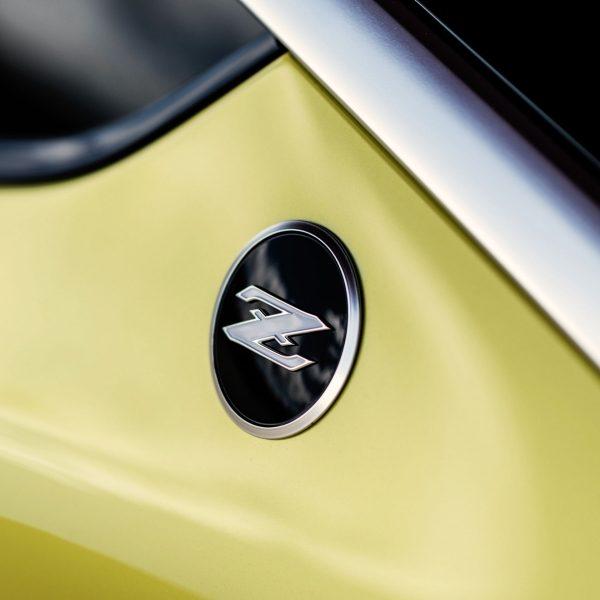 Nissan 400Z Logo