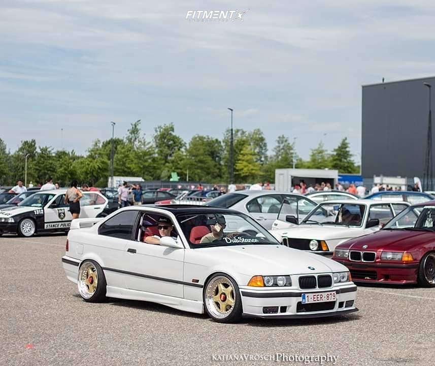 1996 BMW 3 SERIES BASE