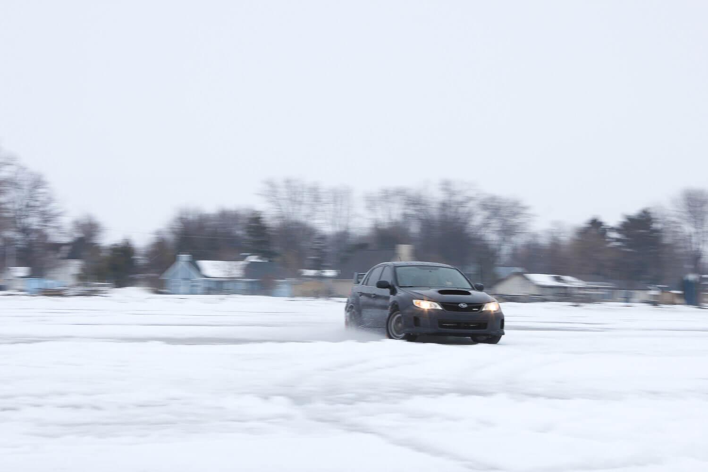 WRX Snow Drift