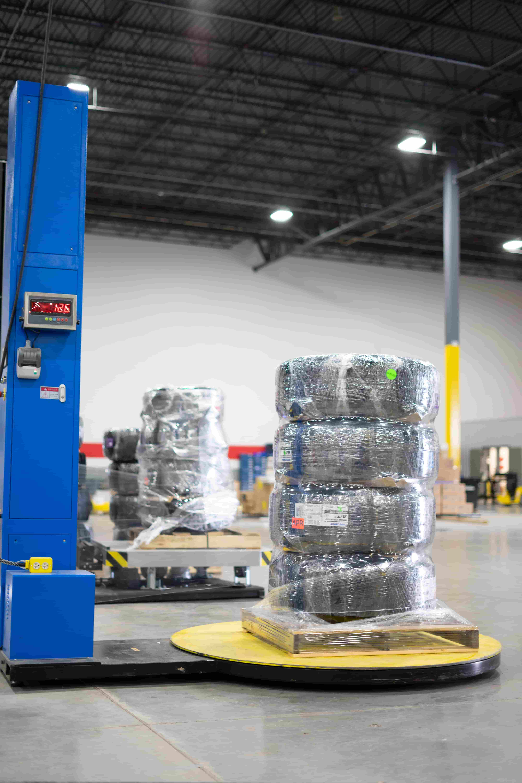 Warehouse Wheels