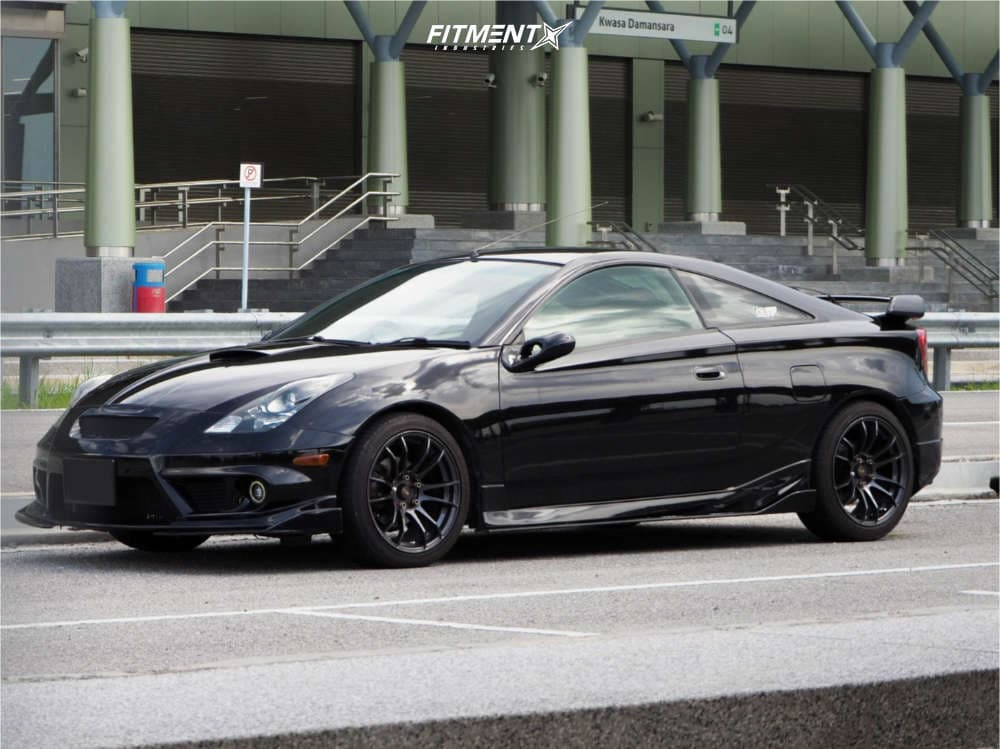 2004 Toyota Celica GTS with Rota RS with Achilles ATR Sport 2