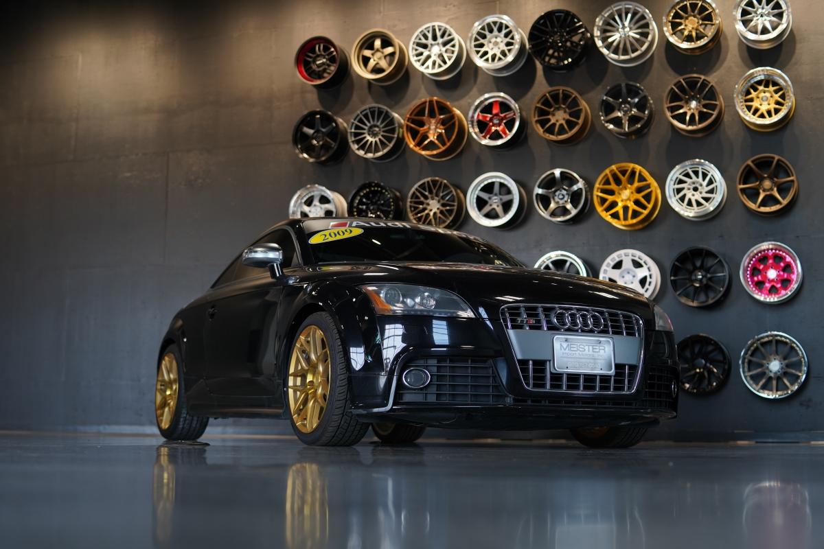Audi TTS Aodhan Wheels