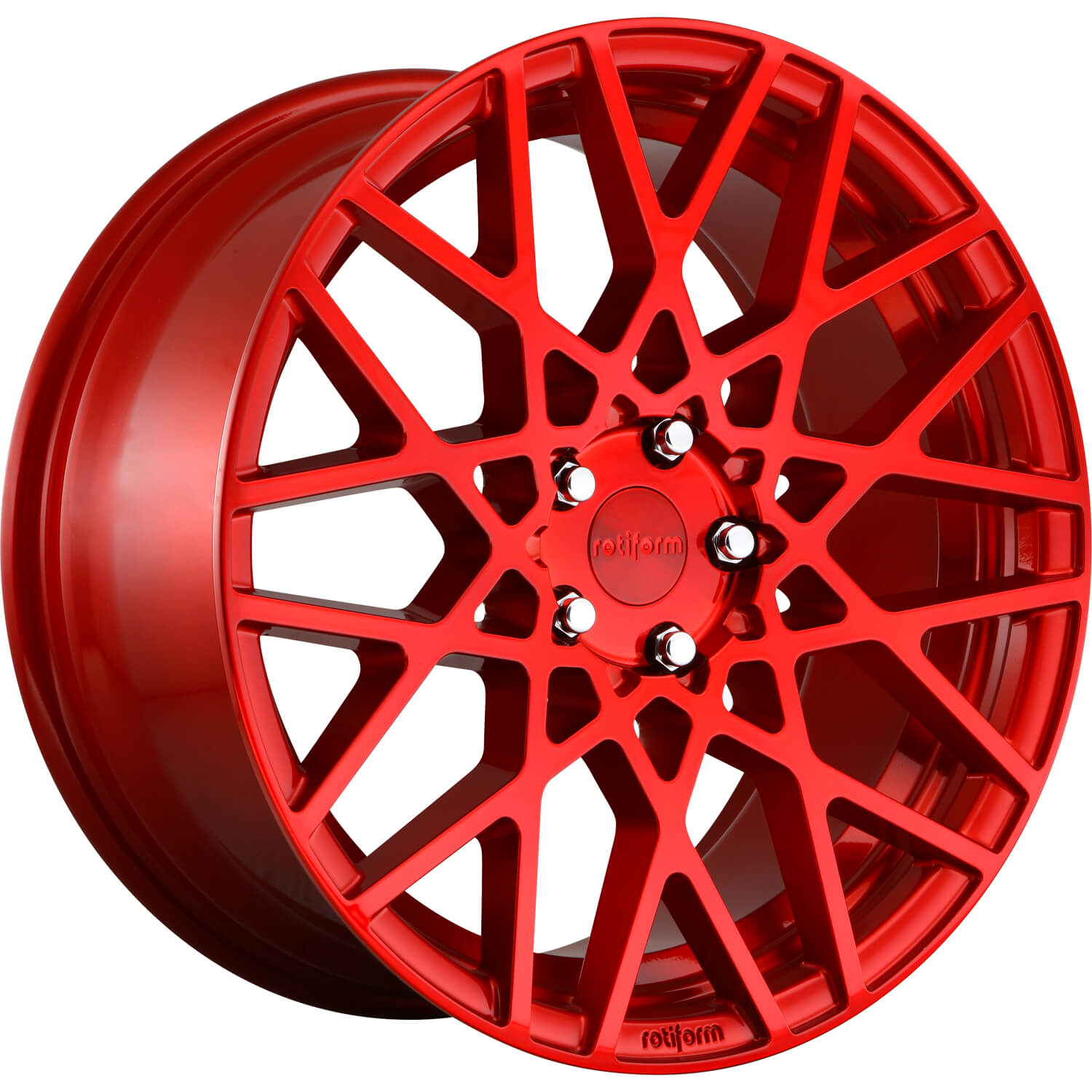Red Rotiform BLQ