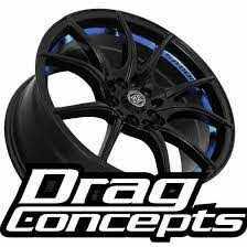 Drag Concepts Wheels Logo