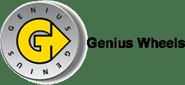 Genius Wheels Logo