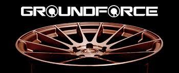 Ground Force Wheels Logo