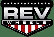 Rev Replicas Wheels Logo