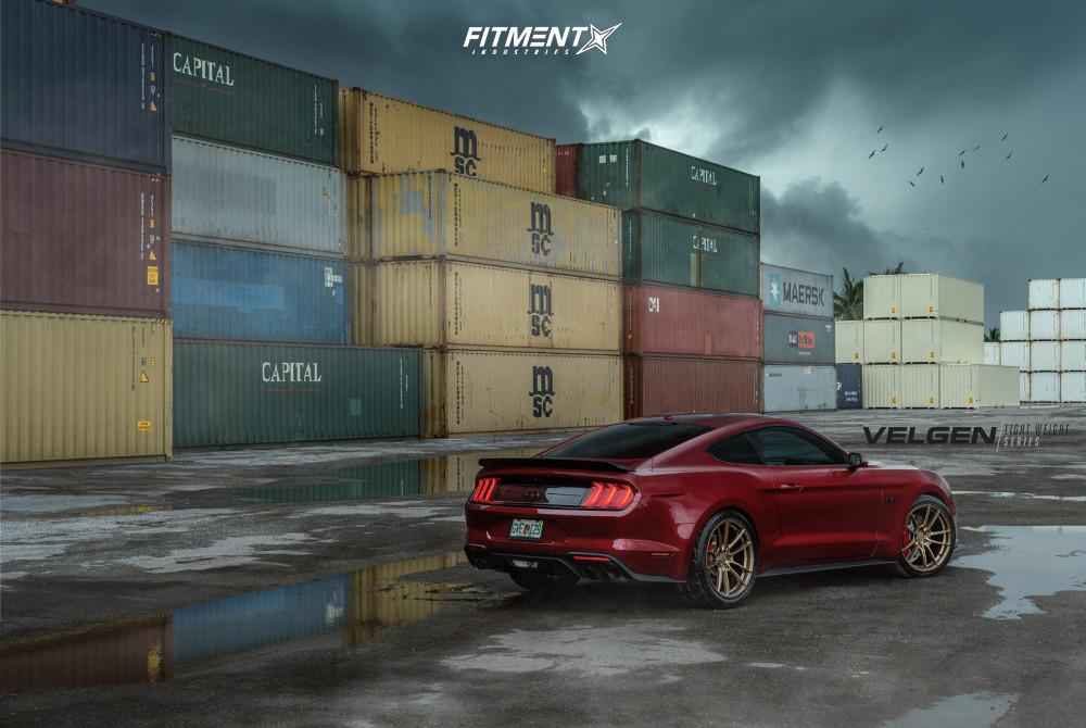 2018 Mustang GT Premium